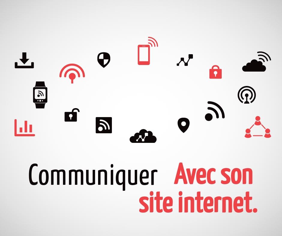 Votre site internet communication