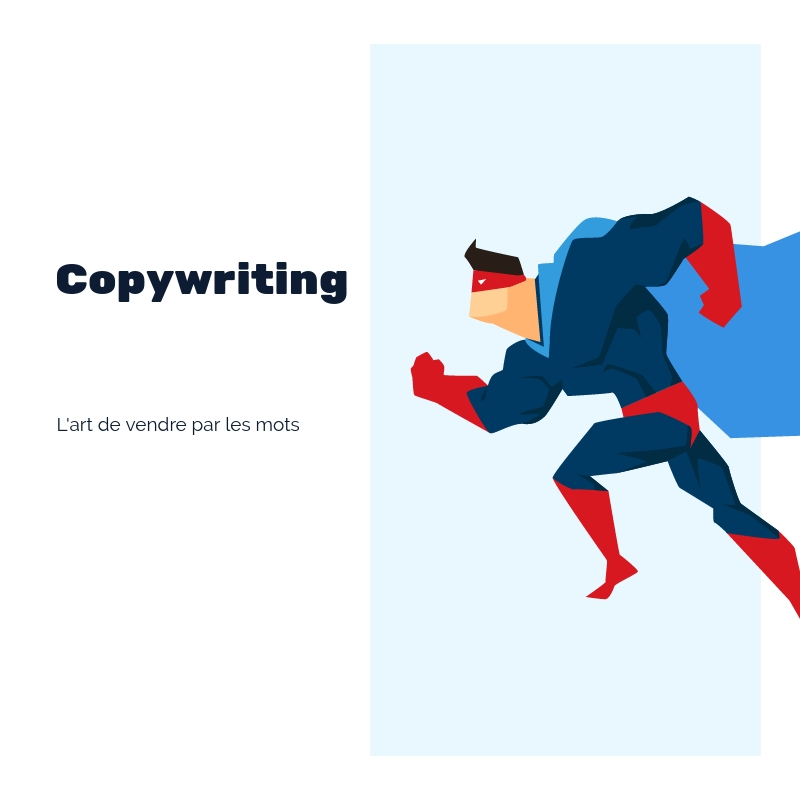 Le copywriting, l'art de vendre par les mots