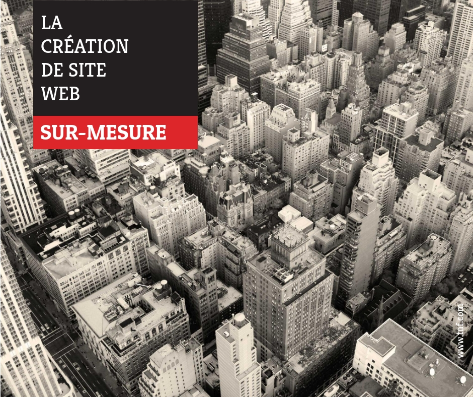 Création de site internet sur mesure