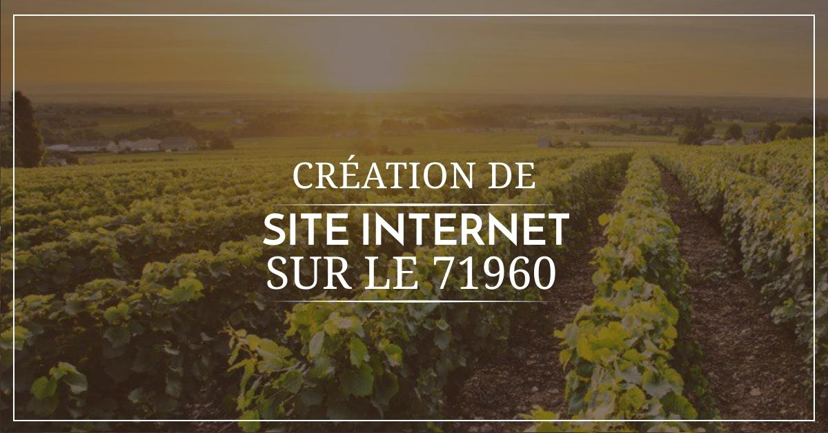 Création de site internet à Igé 71960