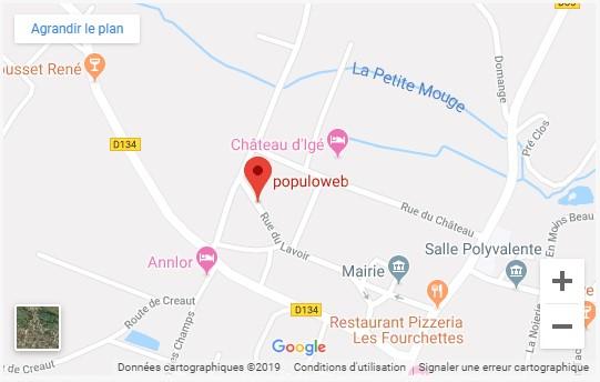 maps populoweb